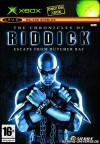 Chronicles of Riddick: Escape from Butcher Bay Boxart