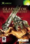 Gladiator Sword of Vengeance Boxart