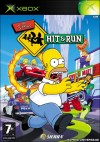 Simpsons Hit and Run Boxart
