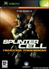 Splinter Cell: Pandora Tomorrow Boxart