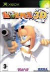 Worms 3D Boxart