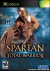 Spartan: Total Warrior Boxart